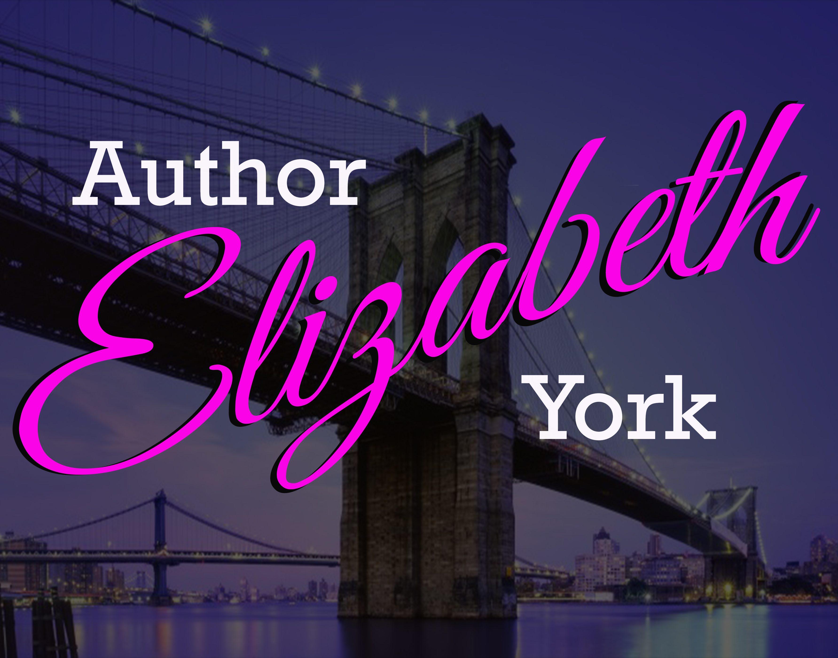 Author Elizabeth York